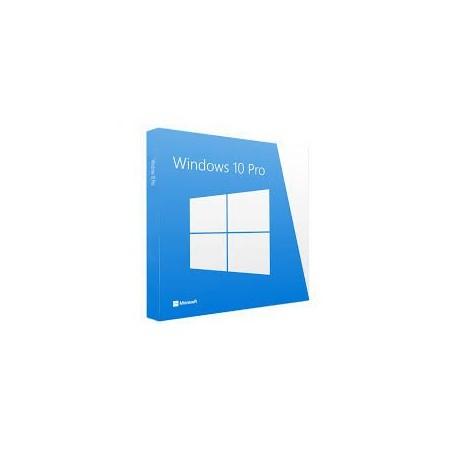ISO Windows 10 Pro 32 Bits anglais